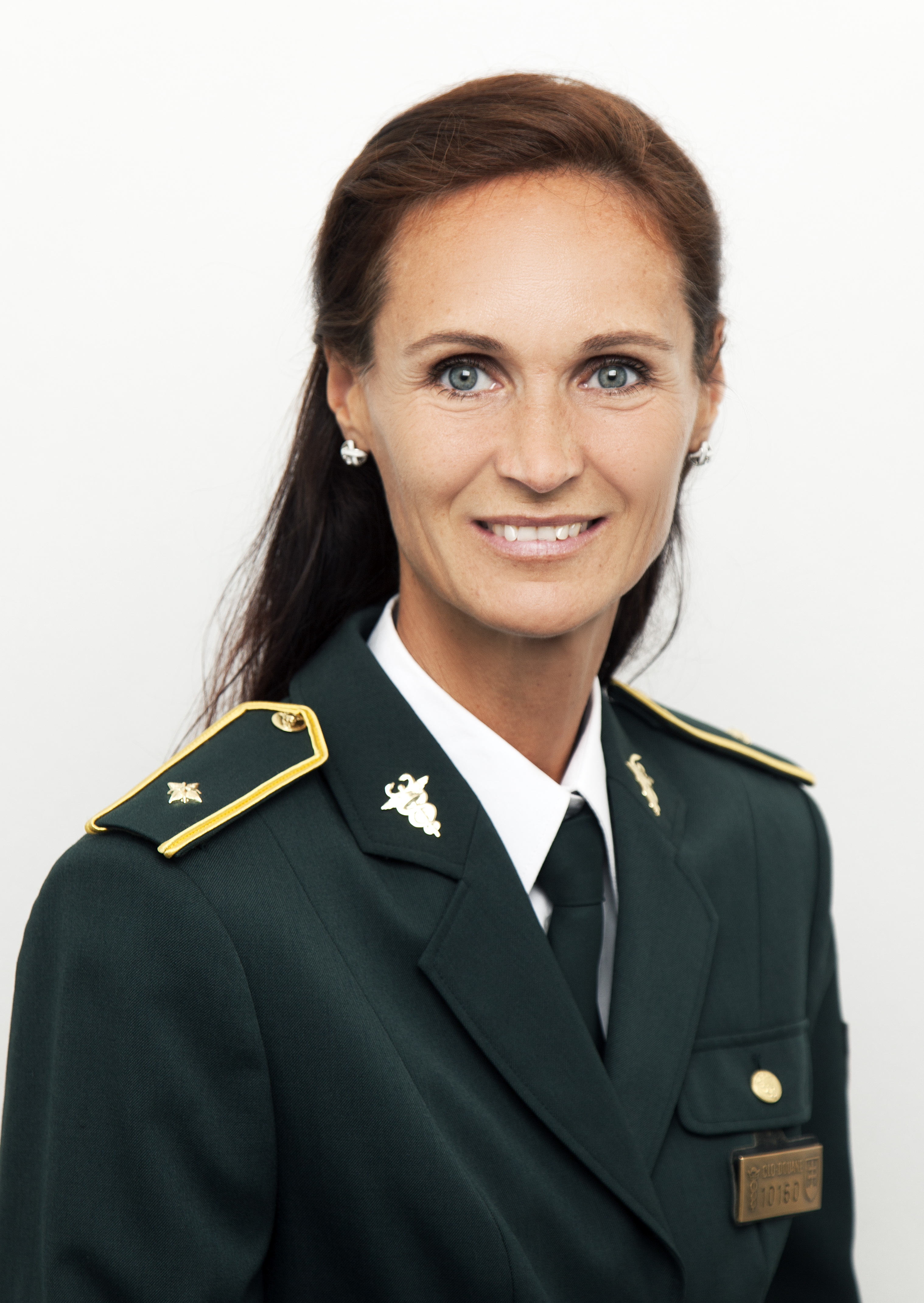 Spokeswoman Customs Office, Katarína Podhorová