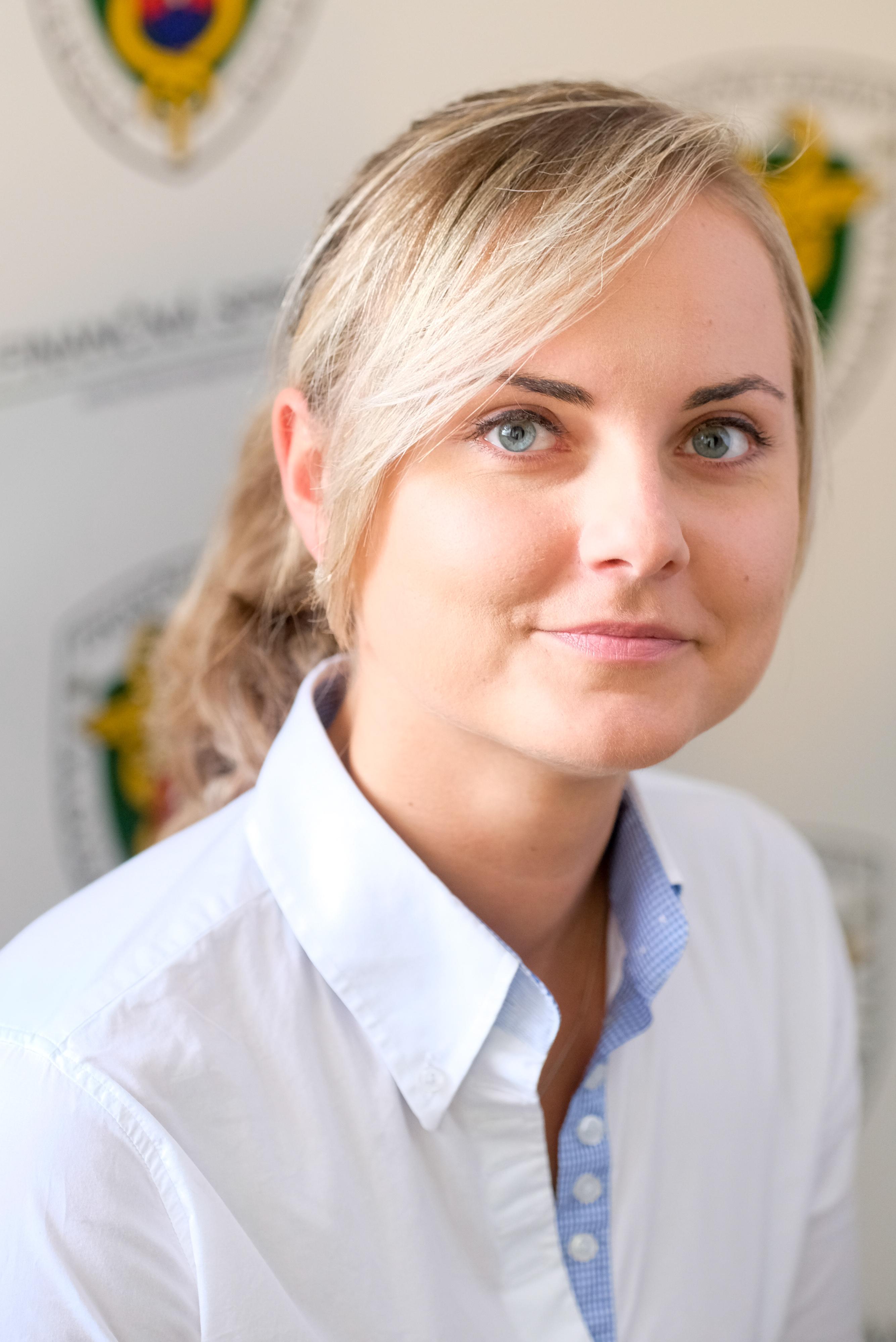 e28cb5717 Hovorkyňa Finančného riaditeľstva SR, Ivana Skokanová