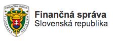 Logo finančnej správy SR